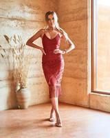 Khaleesi Dress | Burnt Orange
