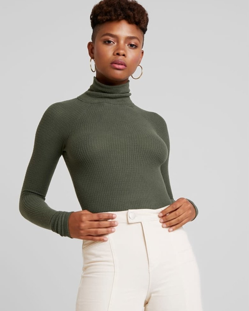 All You Want Bodysuit | Army