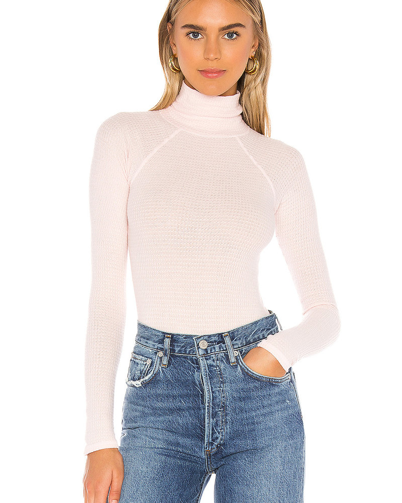 Free People All You Want Bodysuit | Rose