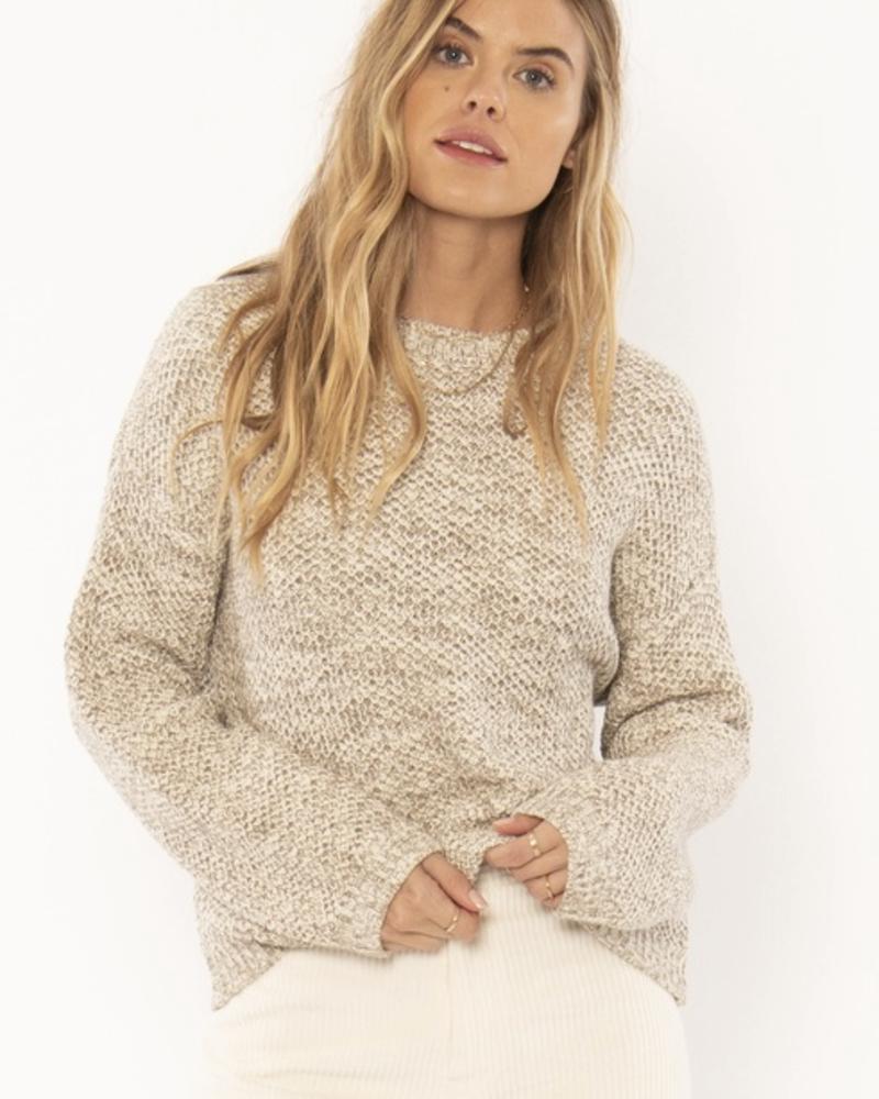 Amalia Sweater   Oat