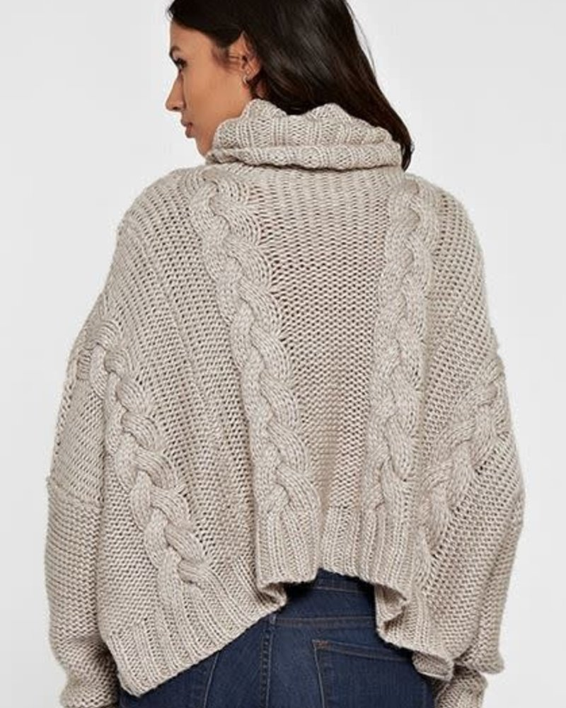 Chunky Cably Knit