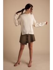 Marlow Knit | Ivory