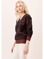 Rusty Zebra Sweater