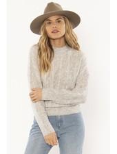 Aline Sweater | Grey