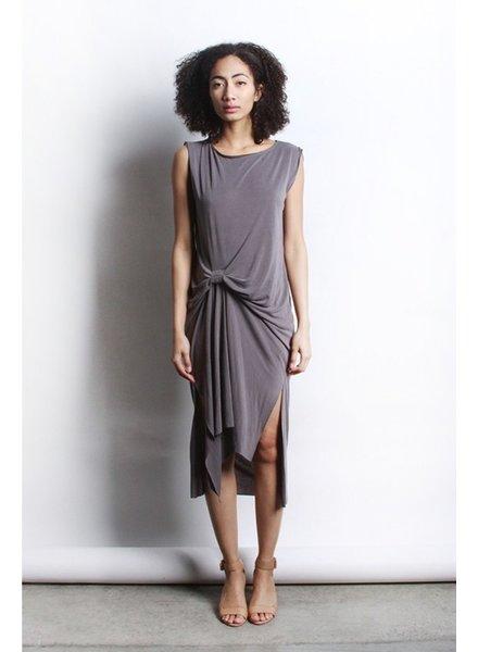 The Sloan Dress   Dusty Plum