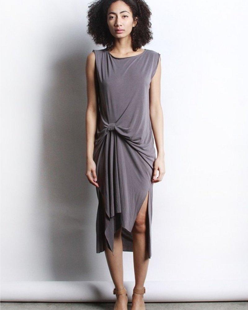 The Sloan Dress | Dusty Plum