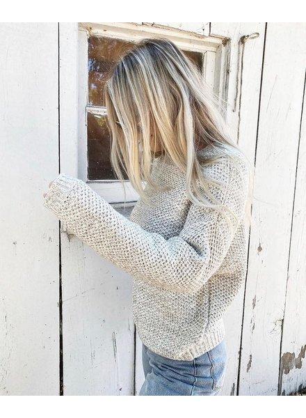 Amalia Sweater | Oat