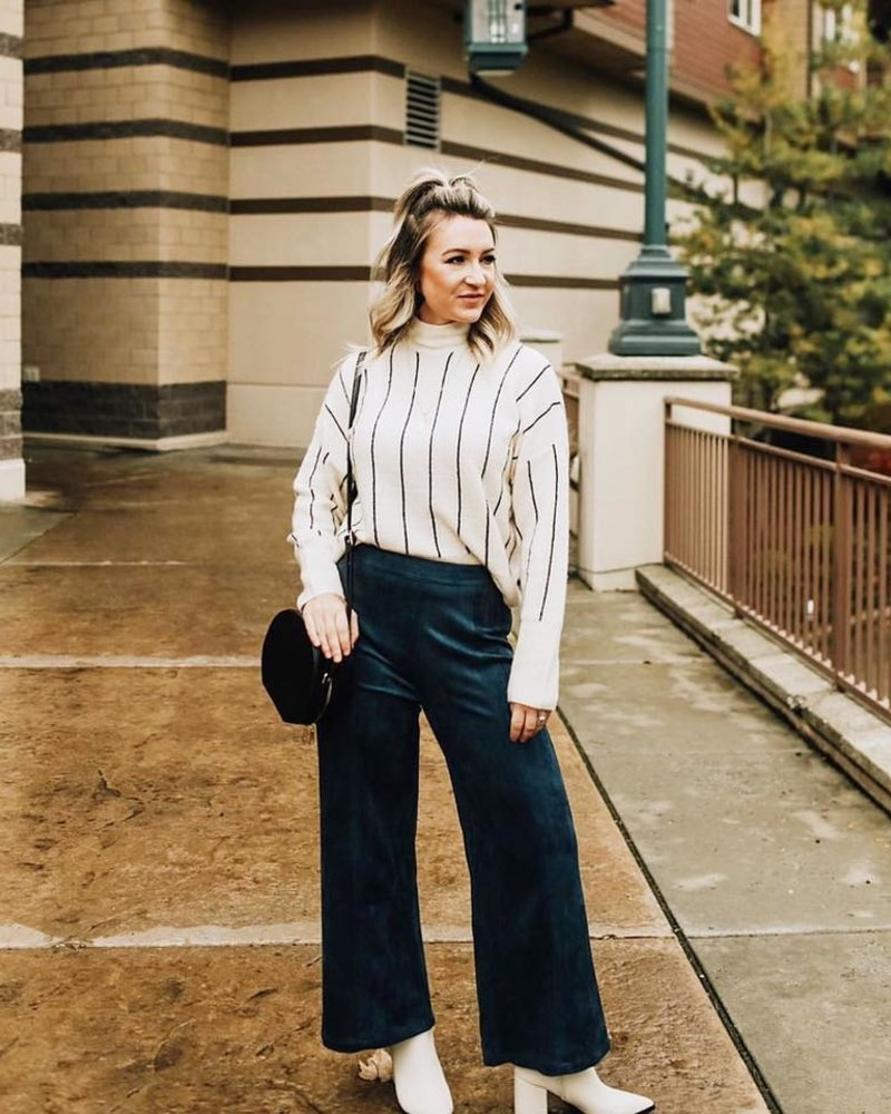 Aline Sweater | Shell
