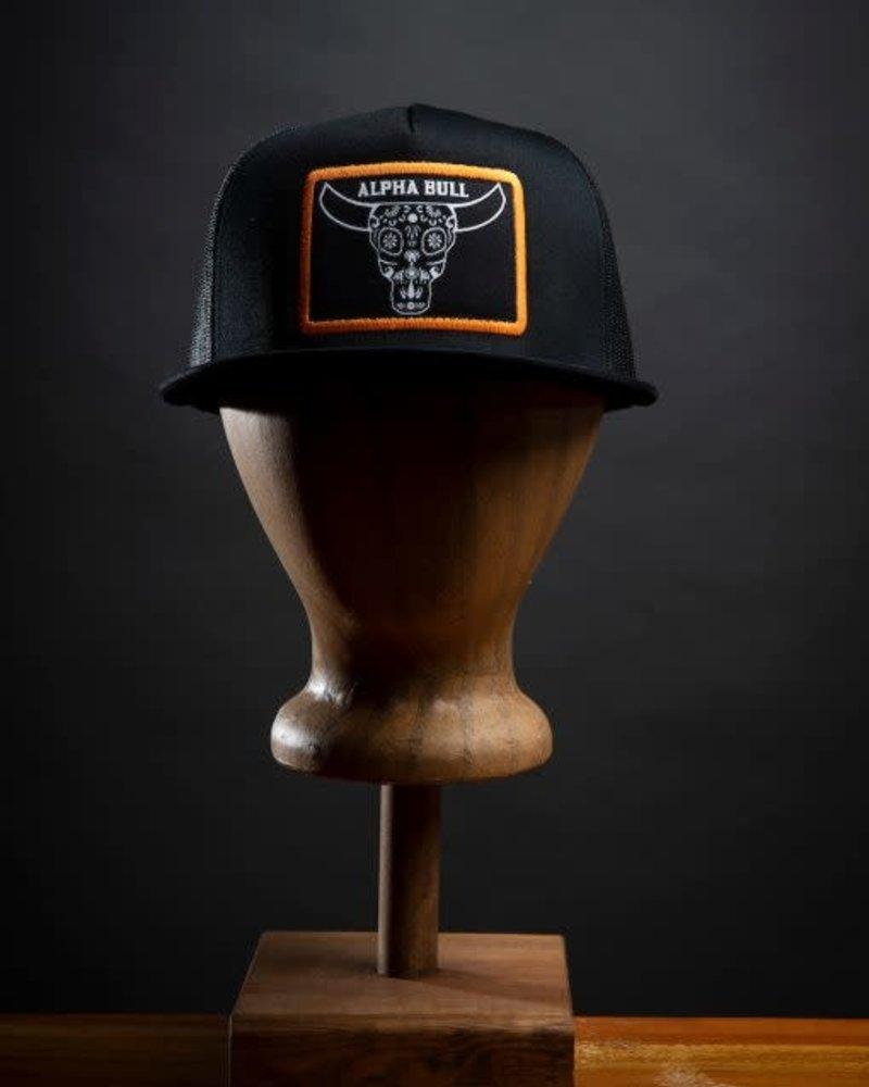 Alpha Bull | Black/Orange