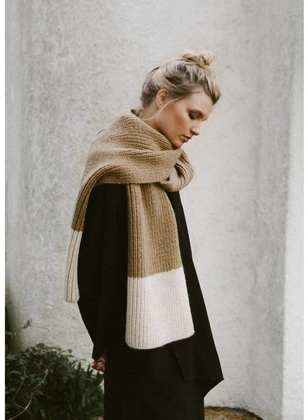 Cozy Up Scarf   Oatmeal