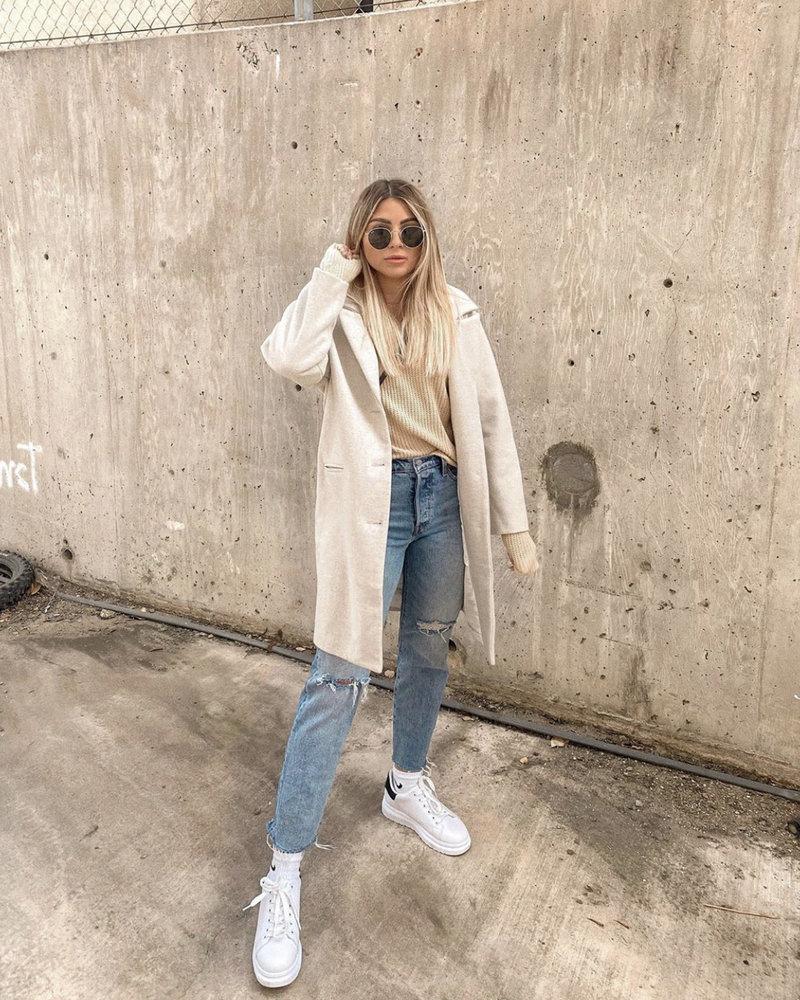 Siena Wool Coat
