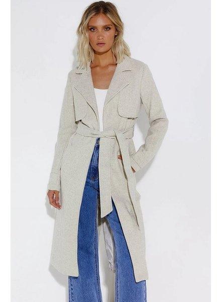 South Coat | Grey
