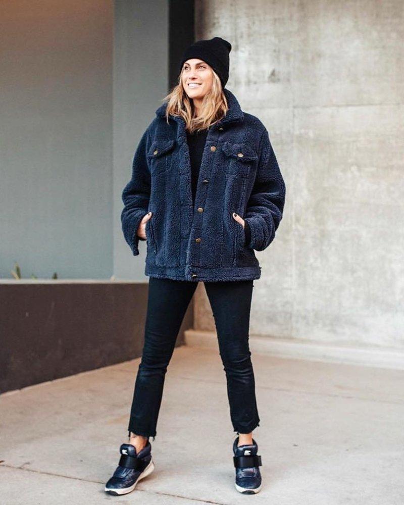 Shea Sherpa Jacket