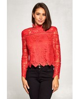 Frankie Lace Top