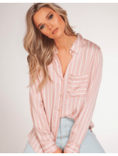 Pretty In Pink Blouse