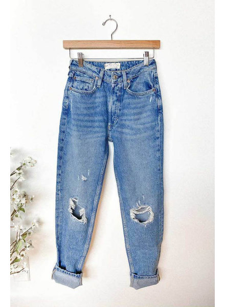Fast Times High Rise Mom Jeans