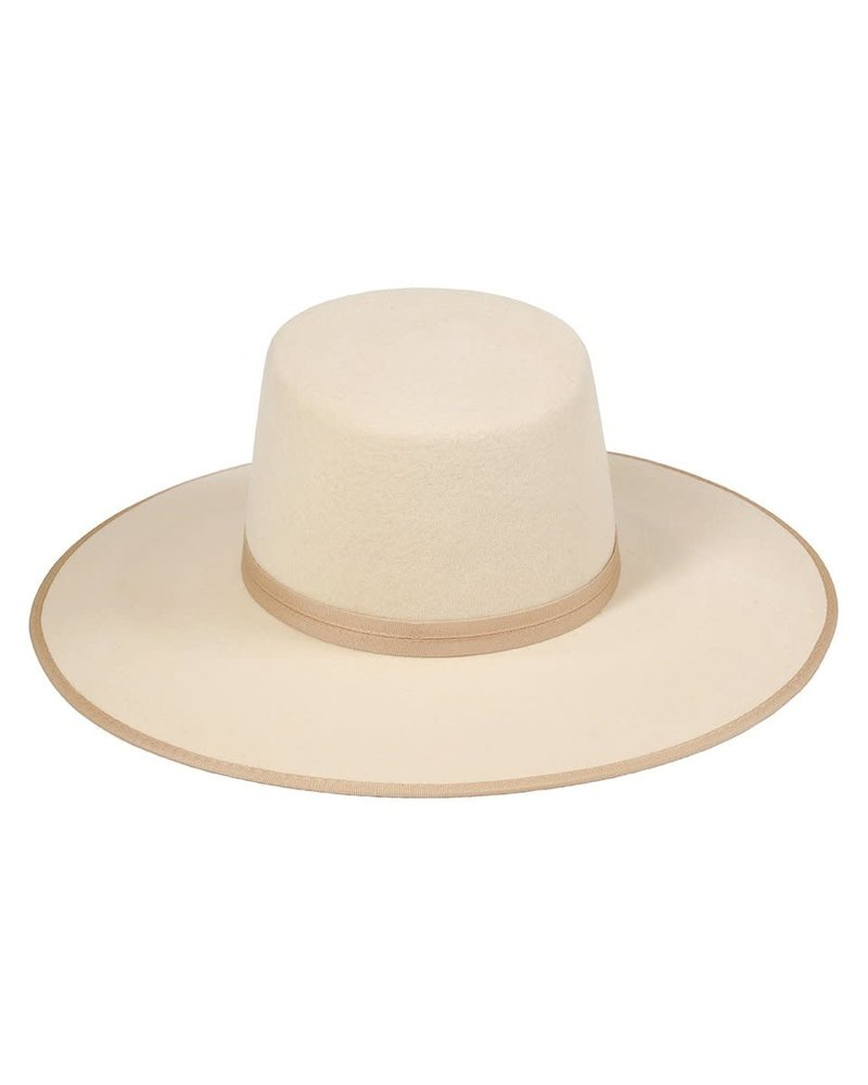 Ivory Rancher Boater