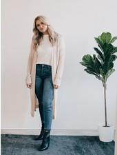 Kinley Cardigan Sweater | Taupe