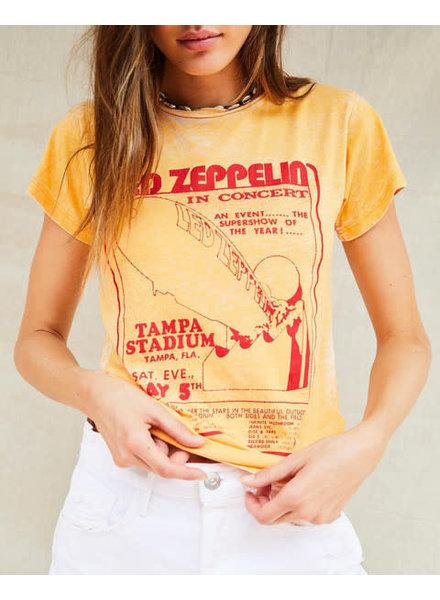 Led Zeppelin Tampa Stadium Slim Tee