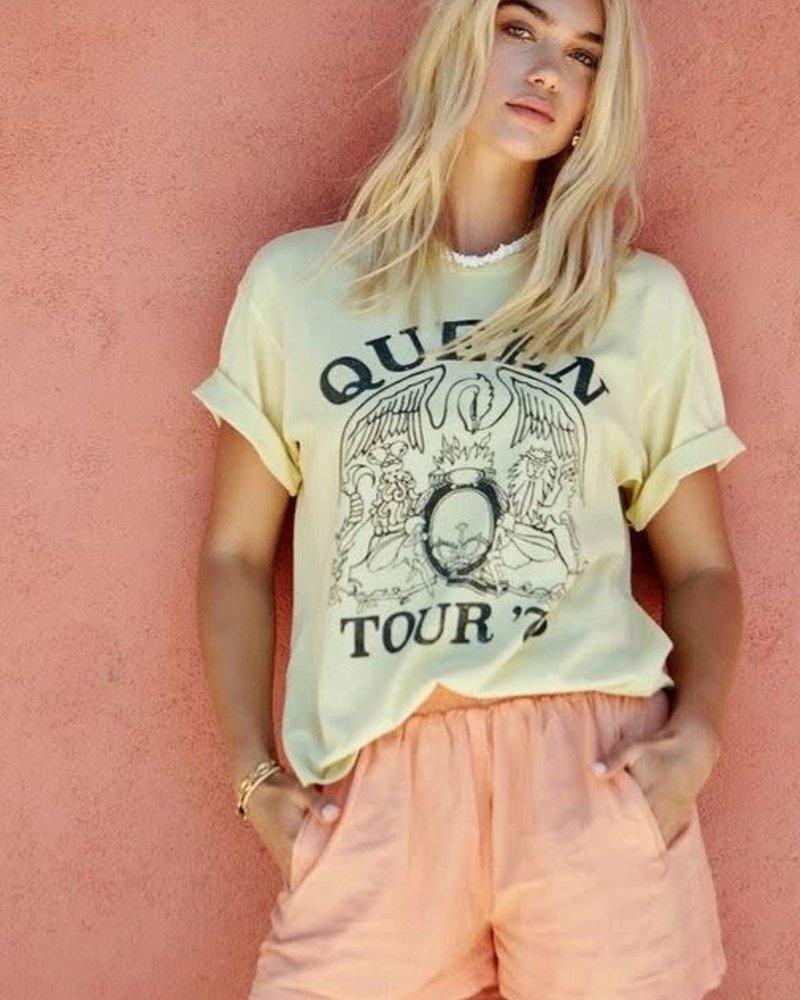 Queen Tour '75 Boyfriend Tee