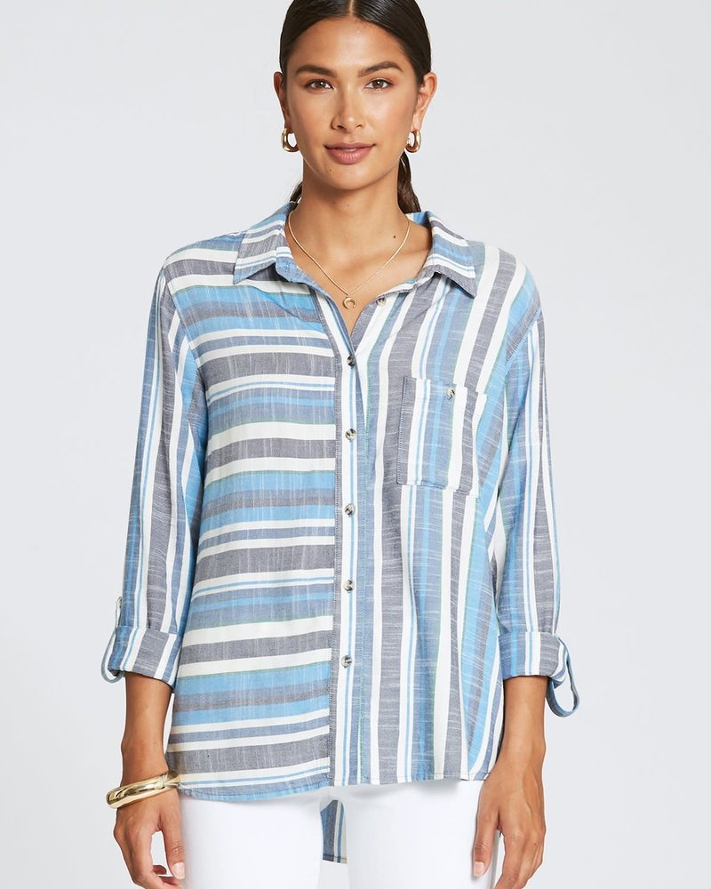 Sofie Stripe Blouse