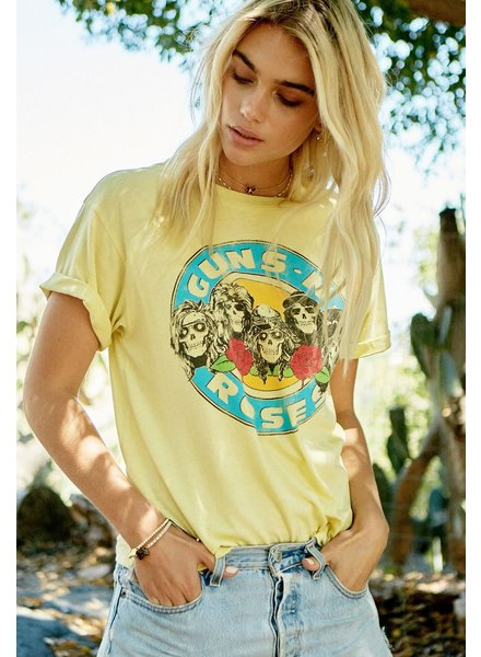 Guns N' Roses Welcome To The Jungle Boyfriend Tee