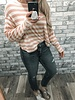 Striped Waffle Thermal