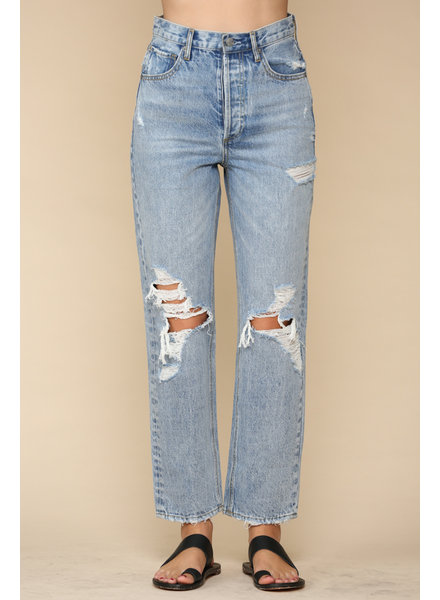 Gloria Highrise Denim