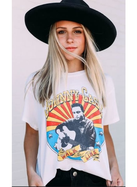 Johnny Cash Tour Tee