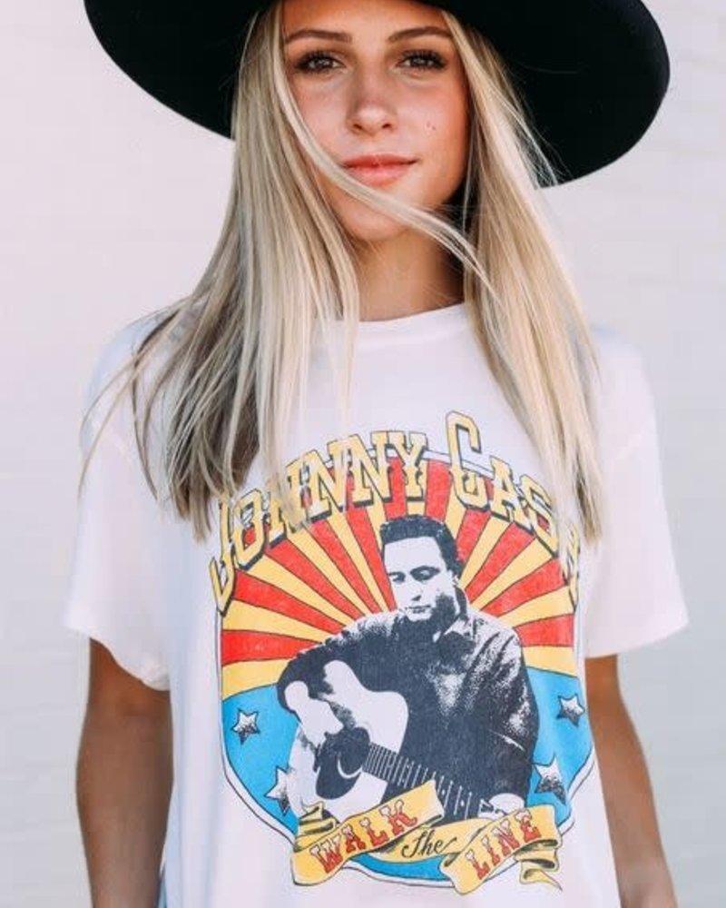 Johnny Cash Tour Tee