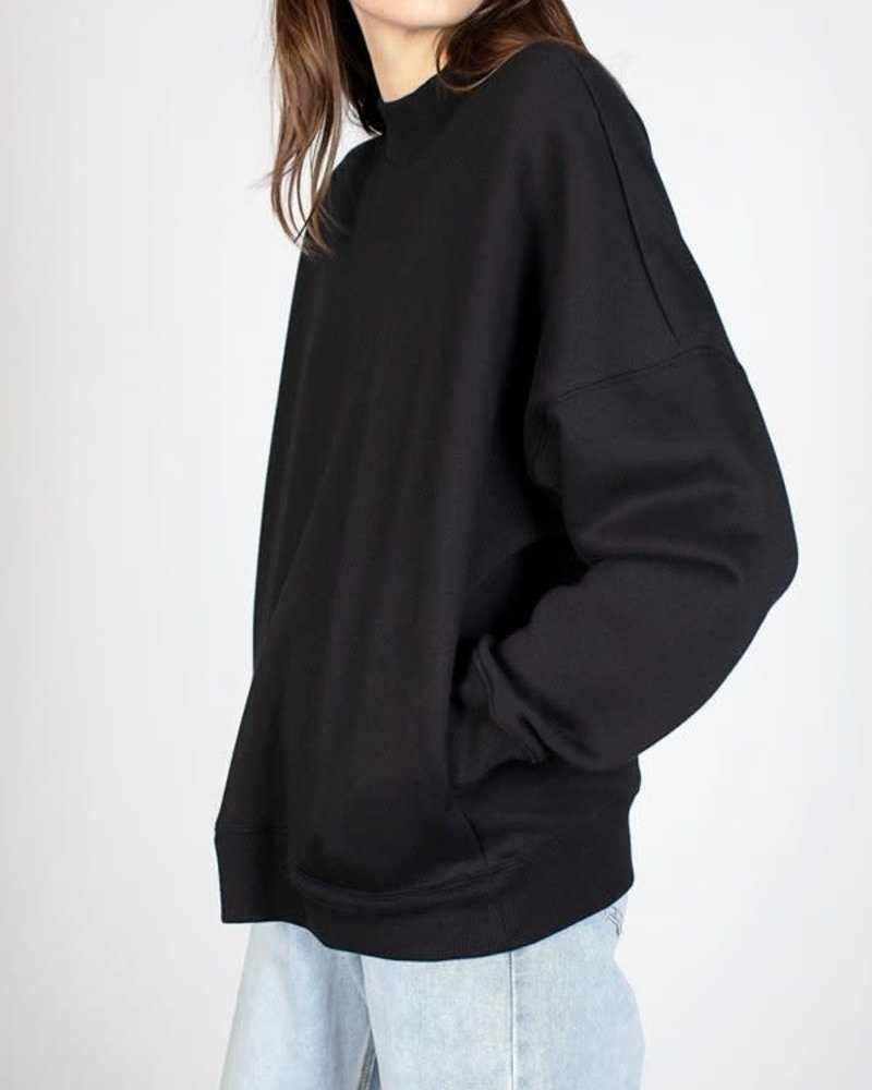 Troy Sweater | Black