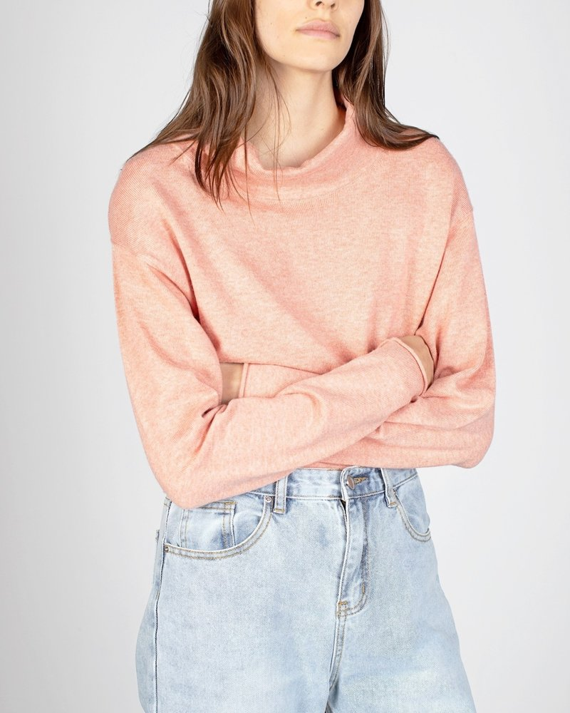 Holland Top | Peach Blush