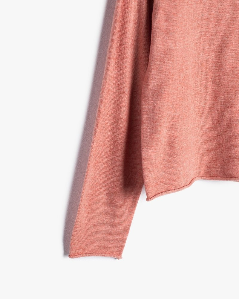 Holland Top | Peach Blush