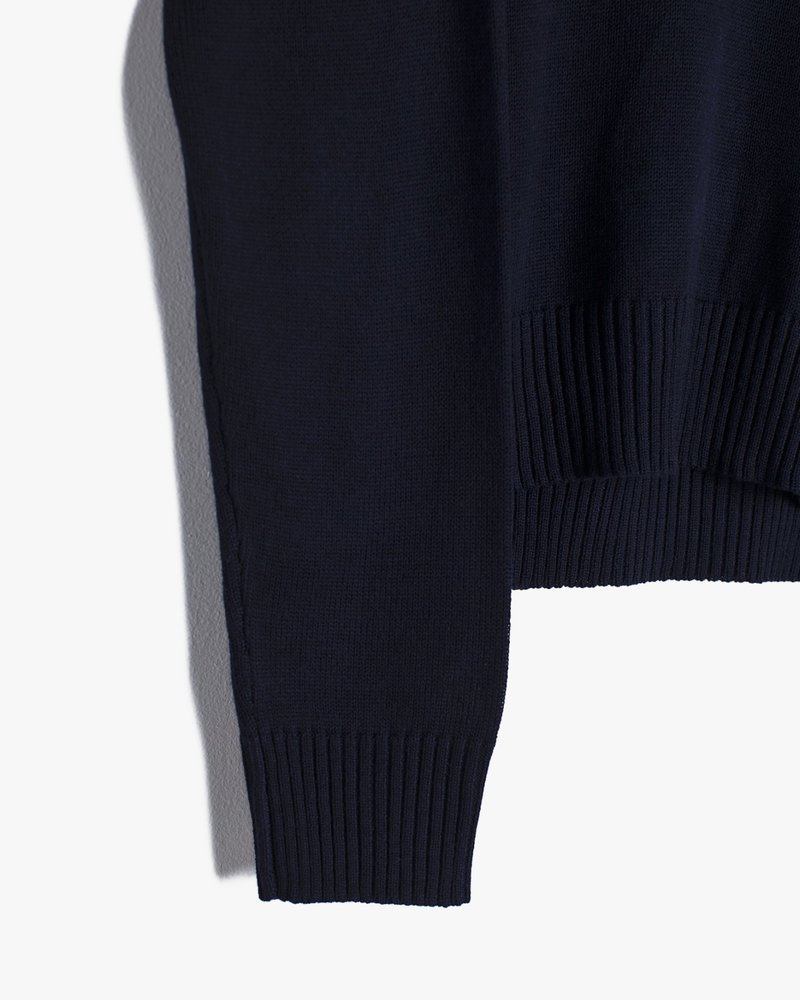 Carry Anne Sweater | Navy