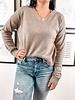 Carry Anne Sweater | Mocha