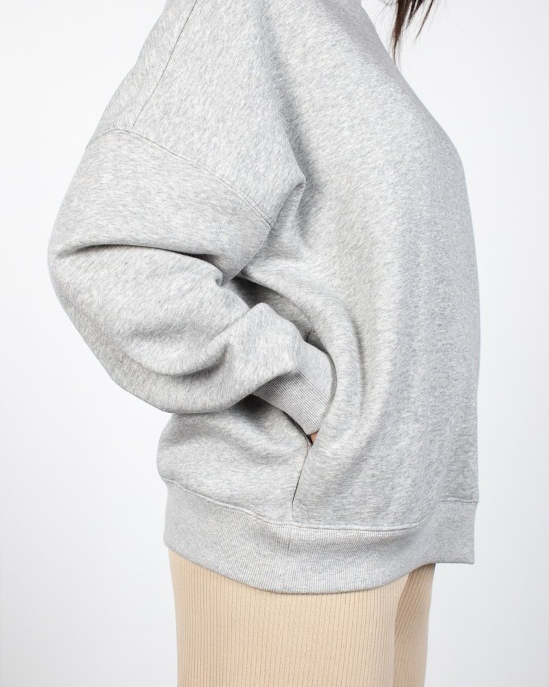 Troy Sweater | Grey