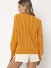 Aline Sweater   Amber