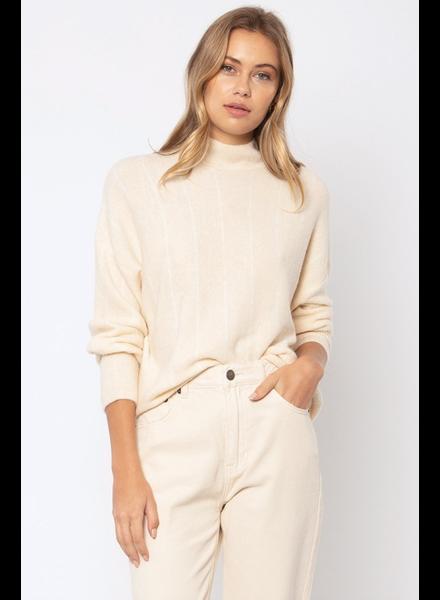 Aline Sweater | Oat