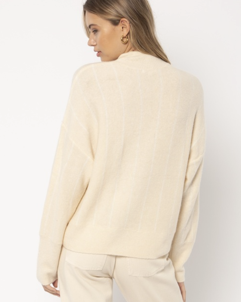 Aline Sweater | Oat