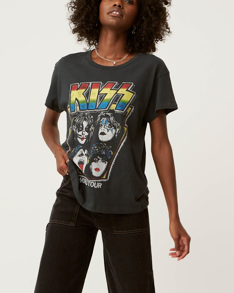 Kiss Forever Tour Tee