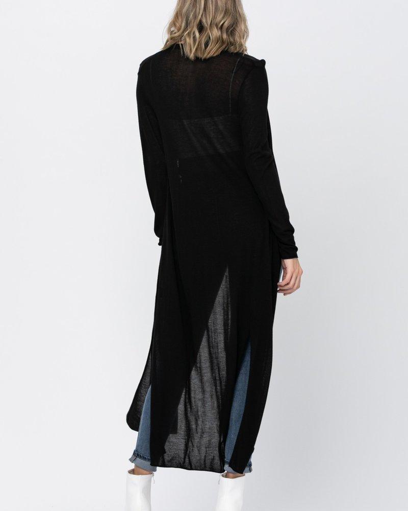 Greta Cardigan | Black