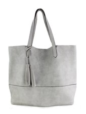 The Market Tote | Grey