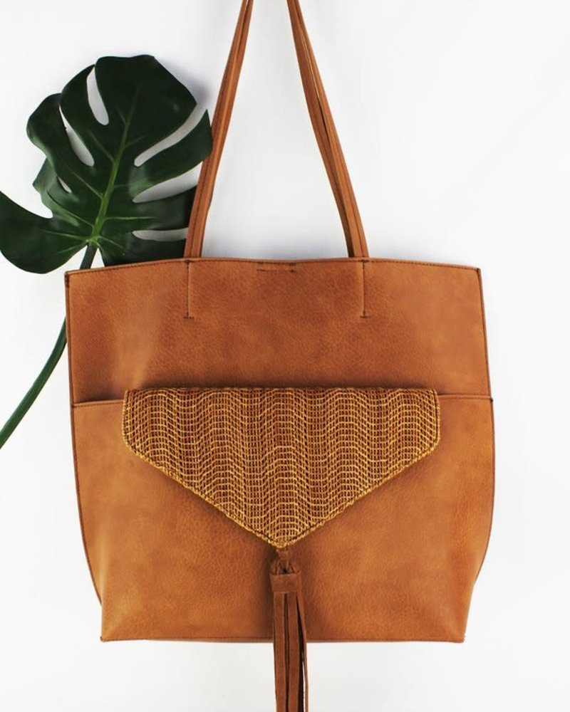 Arizona Tote | Brown