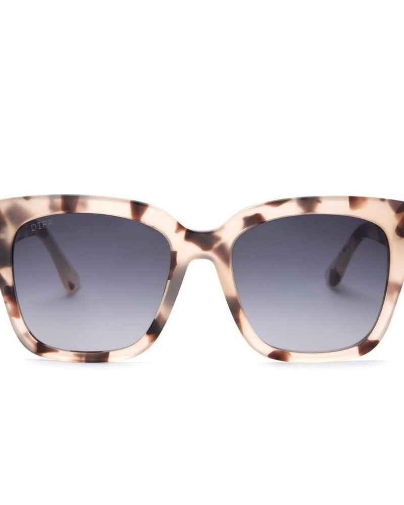 DIFF Bella II | Cream Tortoise Grey Gradient