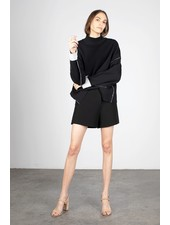 Carly Mae Sweater | Black
