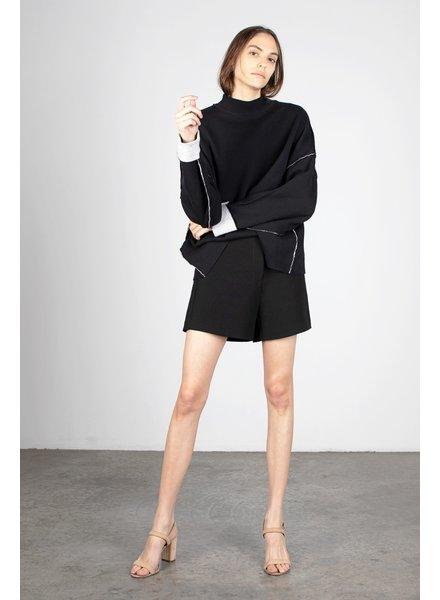 Carly Mae Sweater   Black