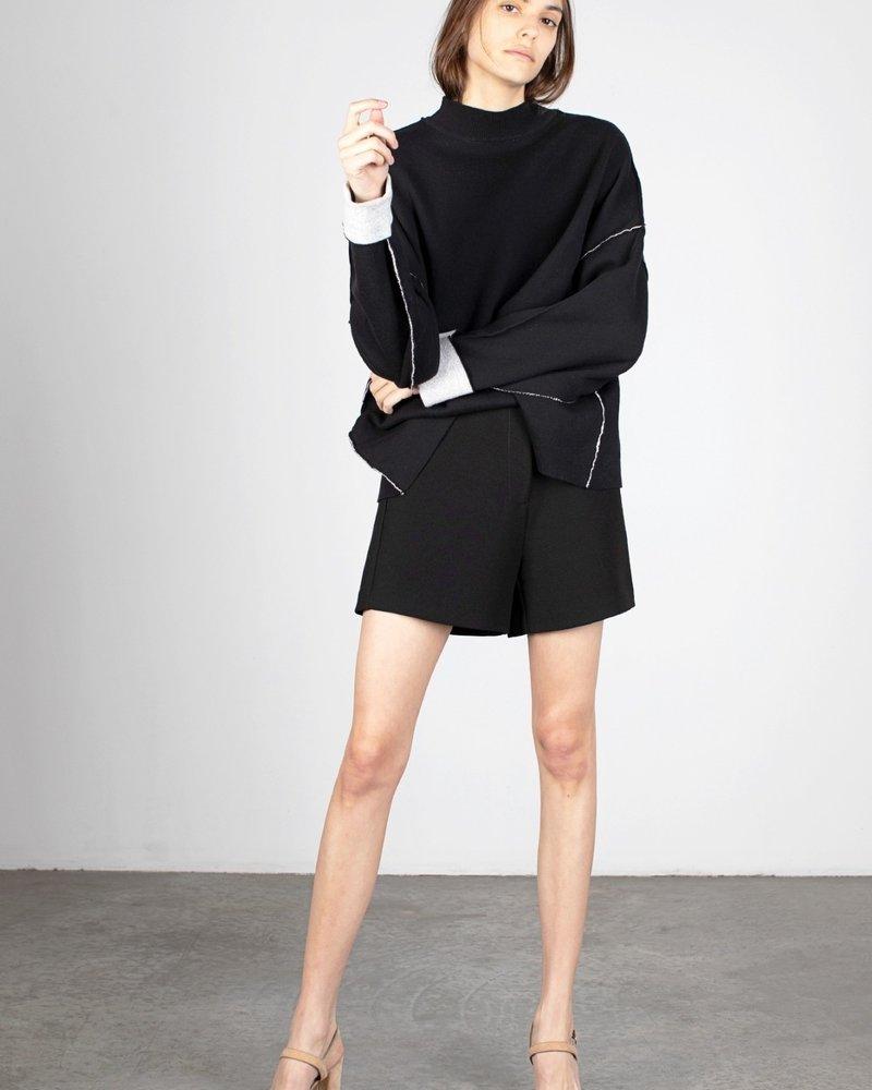 Carly Mae Sweater | Black
