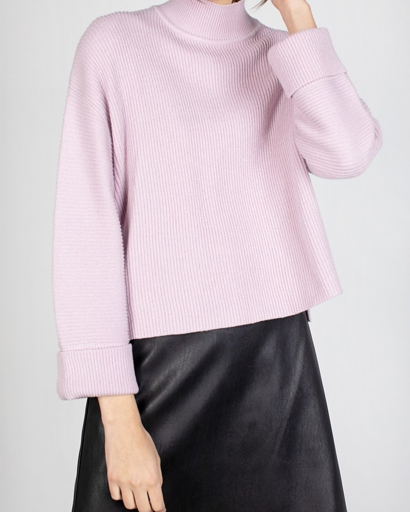 Lotis Sweater | Lavender