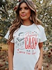 Johnny Cash Walk The Line Tour Tee