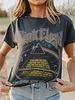 Pink Floyd Dark Side Pyramid Tour Tee